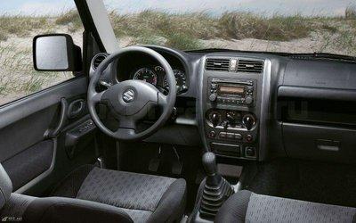 Incar (Intro) Переходная рамка Suzuki Jimny Incar RSZ-N08 (фото, вид 1)