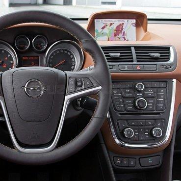 Incar (Intro) Переходная рамка Opel Mokka ROP-N14 (фото, вид 1)