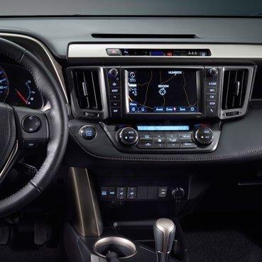 Incar (Intro) Переходная рамка на Toyota RAV4 2013+ Incar RTY-N45 (фото, вид 1)