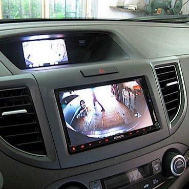 Incar (Intro) Переходная рамка Honda CRV 2012+ 2DIN (Incar RHO-N15) (фото, вид 1)