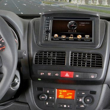 Incar (Intro) Переходная рамка Fiat Doblo 2DIN (крепеж) Intro RFI-N14 (фото, вид 1)