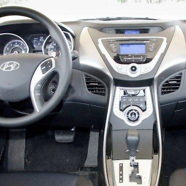 Incar (Intro) Переходная рамка Hyundai Elantra V 11+ 2DIN (крепеж) Incar RHY-N36 (фото, вид 1)