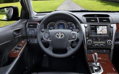 Incar (Intro) Переходная рамка Toyota Camry (Incar RTY-N38) (фото, вид 1)