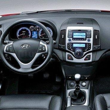 Incar (Intro) Переходная рамка Hyundai i30 (Incar RHY-N30) (фото, вид 1)
