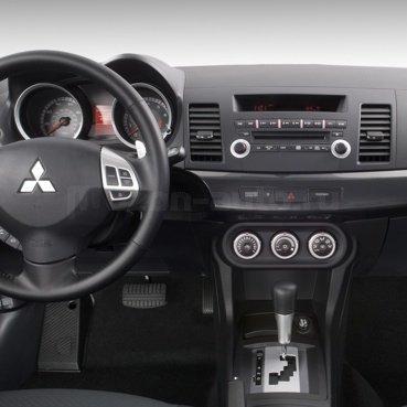 Incar (Intro) Переходная рамка Intro Mitsubishi Lancer 10 (Incar RMS-N07) (фото, вид 2)