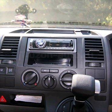 Incar (Intro) Переходная рамка VW Transporter T5 Intro RVW-N02 (фото, вид 1)