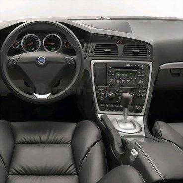 Incar (Intro) Переходная рамка Volvo S60 RVL-N04S (фото, вид 1)