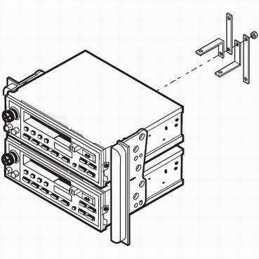 Incar (Intro) Вспомогательные вставки Toyota для 2DIN RTY-N11 (фото, вид 1)