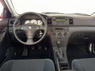 Incar (Intro) Переходная рамка Toyota Corolla Intro RTY-N03 (фото, вид 1)