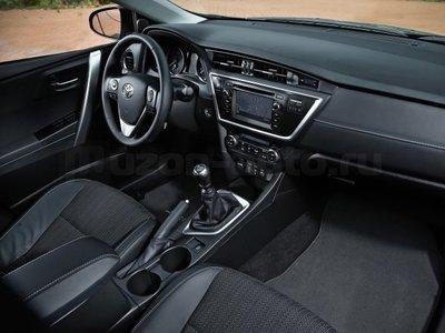 Incar (Intro) Incar RTY-N18 | 2DIN переходная рамка Toyota Auris 2006-2012 (фото, вид 1)