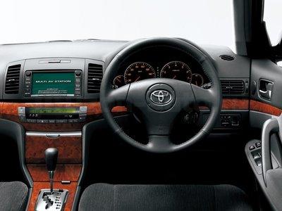 Incar (Intro) Переходная рамка Toyota Allion, Corona Premio 2din (Incar RTY-N26) (фото, вид 1)