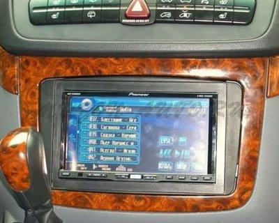 Incar (Intro) Переходная рамка Mercedes C-class Incar RMB-C00 (фото, вид 1)