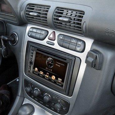 Incar (Intro) Переходная рамка Mercedes C-class Incar RMB-C00 (фото, вид 2)