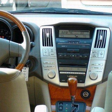 Incar (Intro) Переходная рамка Lexus RX-330, 350 2DIN (Incar RLS-RX02) (фото, вид 1)