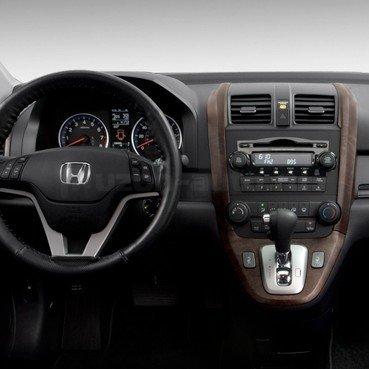 Incar (Intro) Переходная рамка Honda CRV 07+ 2din (Incar RHO-N07) (фото, вид 1)