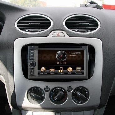 Incar (Intro) Переходная рамка Ford Focus 2 sony, Mondeo (Incar RFO-N15S) (фото, вид 1)