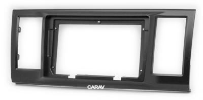 "Carav Carav 22-558 | 9"" переходная рамка Volkswagen Caravelle (T6) 2015-2019 (фото, вид 2)"