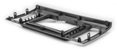 "Carav Carav 22-558 | 9"" переходная рамка Volkswagen Caravelle (T6) 2015-2019 (фото, вид 3)"