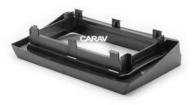 "Carav 22-1118 | 9"" переходная рамка Toyota Hilux Surf 2002-2009 (фото, вид 2)"