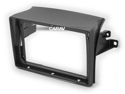 "Carav 22-1022 | 9"" переходная рамка Toyota Sienna 2004-2010 (фото, вид 1)"