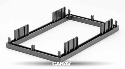 Carav Carav 11-102 | 2DIN переходная рамка Volkswagen Sharan 2004-2010, Ford Galaxy 2000-2006 (фото, вид 5)