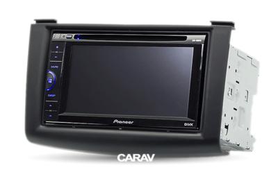 Carav Рамка NISSAN Rogue 2007-2013 (CARAV 11-239) (фото, вид 5)