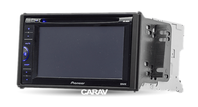 Carav Переходная рамка Kia Sorento (BL) 06-09 (CARAV 11-266) (фото, вид 5)