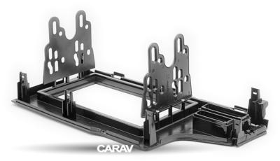 Carav Рамка HONDA Fit, Jazz 2013+ (только для а/м с сигнальной лампы Air-Bag / руль слева) (CARAV 11-325) (фото, вид 3)