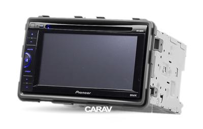 Carav Carav 11-330   2DIN переходная рамка Ssang Yong Rexton 2013-2017 (фото, вид 3)