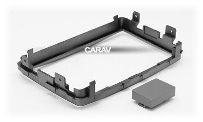 Carav Carav 11-330   2DIN переходная рамка Ssang Yong Rexton 2013-2017 (фото, вид 4)