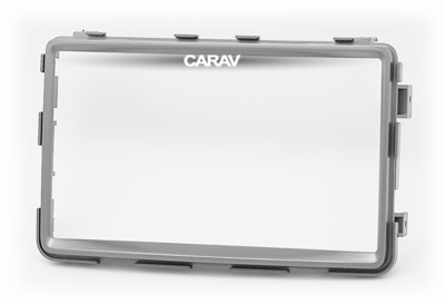 Carav Carav 11-330   2DIN переходная рамка Ssang Yong Rexton 2013-2017 (фото, вид 5)