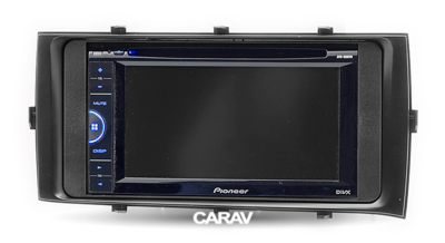 Carav Рамка TOYOTA Aqua 2012-2014 (руль справа) (CARAV 11-331) (фото, вид 2)