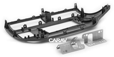 Carav Рамка KIA Rio (UB), K3, Pride 2011-2015 (руль слева / c лампой Airbag / модель для рынка Азии) (CARAV 11-422) (фото, вид 5)