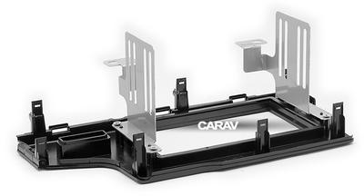Carav Рамка HONDA Fit, Jazz 2013+ (только для а/м без сигнальной лампы Air-Bag / руль справа) (CARAV 11-508) (фото, вид 3)