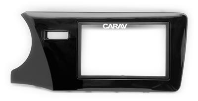 Carav Рамка HONDA City, Ballade, Grace 2014+ (руль слева) (CARAV 11-511) (фото, вид 4)