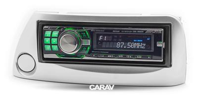 Carav Рамка FORD Ka 1996-2008 (руль справа) (CARAV 11-545) (фото, вид 2)