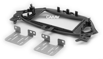 Carav Рамка OPEL Adam 2013+, Corsa (E) 2014+ (CARAV 11-552) (фото, вид 4)