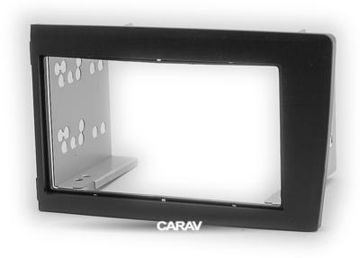 Carav Carav 11-587 | 2DIN переходная рамка Volvo S60 2000-2004, V70, XC70 2001-2004 (фото, вид 6)