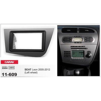 Carav Рамка SEAT Leon 2005-2012 (CARAV 11-609) (фото, вид 2)