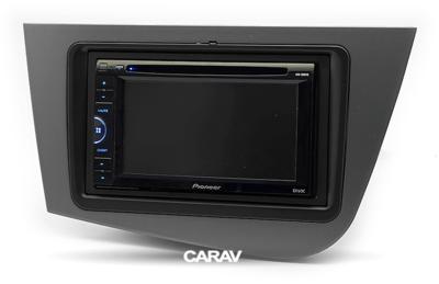 Carav Рамка SEAT Leon 2005-2012 (CARAV 11-609) (фото, вид 4)
