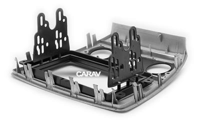 Carav Рамка SKODA Octavia 2008-2013 (без климат-контроля) (CARAV 11-692) (фото, вид 4)