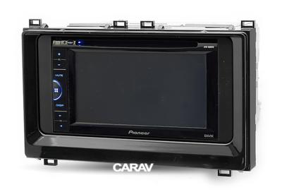 Carav Рамка TOYOTA Corolla 2017+ (CARAV 11-763) (фото, вид 2)