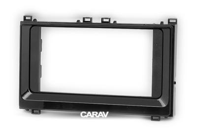 Carav Рамка TOYOTA Corolla 2017+ (CARAV 11-763) (фото, вид 4)