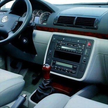 Incar (Intro) Переходная рамка VW Sharan 05-10, Ford Galaxy 00-05 2DIN (Incar RVW-N06) (фото, вид 1)