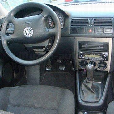Incar (Intro) Переходная рамка VW Passat B5+, Bora Incar RVW-N05 (фото, вид 1)