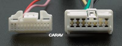 Carav ISO-переходник RENAULT 2012+ / DACIA 2011+ (выборочн. модели) (CARAV 12-243) (фото, вид 2)