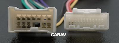 Carav ISO-переходник RENAULT 2012+ / DACIA 2011+ (выборочн. модели) (CARAV 12-243) (фото, вид 5)