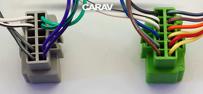 Carav ISO-переходник VOLVO 1998+ (выборочн. модели) (CARAV 12-238) (фото, вид 3)