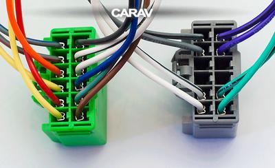 Carav ISO-переходник VOLVO 1998+ (выборочн. модели) (CARAV 12-238) (фото, вид 4)