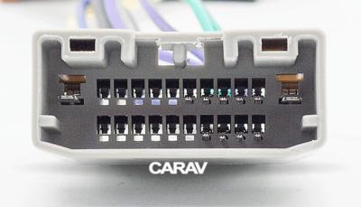 Carav ISO-переходник CHRYSLER 2007+ / DODGE 2008+ (выборочн. модели) / JEEP Wrangler 2007+ (CARAV 12-234) (фото, вид 5)